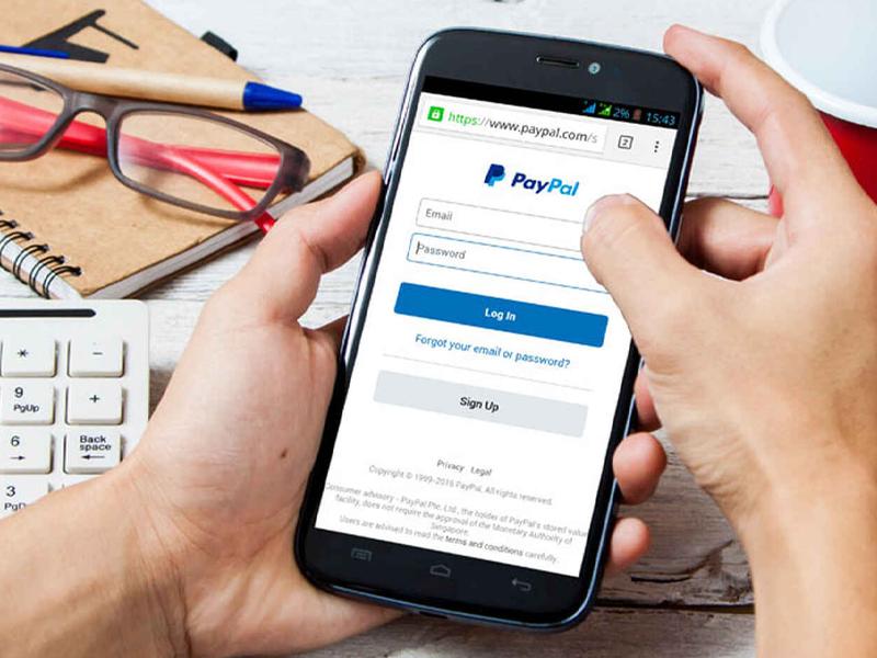 Como Asociar PayPal Con Cuenta Rut